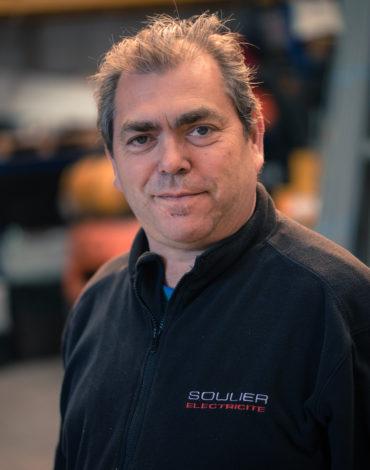 Jean-Marie Ferooz – Électricien
